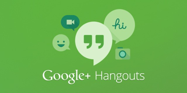 Google+ Hangout as a Virtual Office