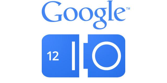 Google I/O 2012